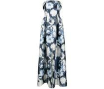 Brielle floral ikat print dress