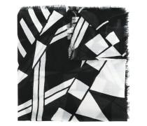 Schal mit geometrischem Muster - women
