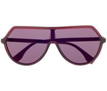 Oversized-Sonnenbrille mit FF