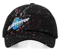 Baseballkappe mit Universum-Print