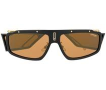 Eckige 'Facer' Sonnenbrille