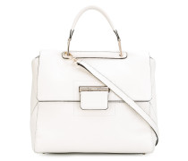 top handle shoulder bag - women - Leder