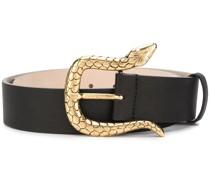 Gürtel mit Schlangenschnalle