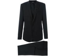 Zweiteiliger Anzug aus Schurwolle - men
