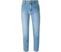 Schmale Jeans - women - Baumwolle - 38