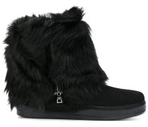 Stiefel mit Shearling - Unavailable