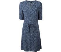 - Hemdkleid mit Print - women - Viskose - M