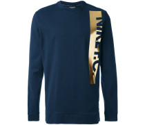 'F.C.' Sweatshirt mit Metallic-Logo - men