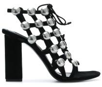 Sandalen mit hohem Blockabsatz
