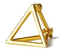 Dreieckiger Ohrring 10