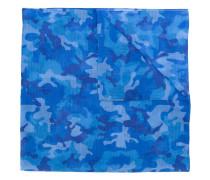 Schal mit Camouflage-Print - men
