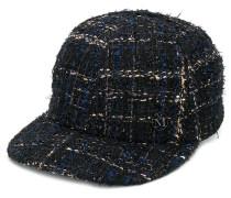 Karierter Hut