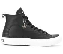 Swallow Plimsoll high top sneakers