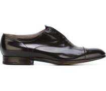Oxford-Schuhe mit Schichtabsatz