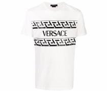 Greca logo-print T-shirt
