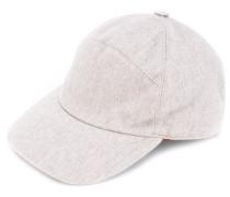 elasticated back cap - women - Kaschmir/Wolle