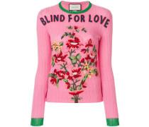 Blind For Love jumper