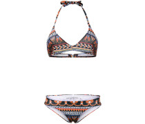 'Dewer' Bikini - women - Polyester/Elastan - L