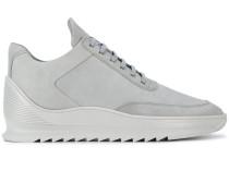 'Heel Cap Mono' Sneakers