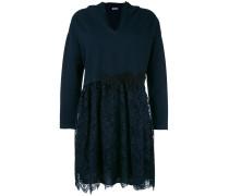 Kleid mit bestickten Details
