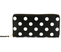 'Polka Dots Printed' wallet