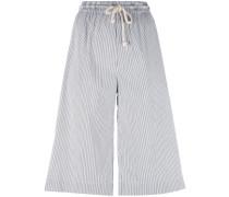 Boxer striped shorts