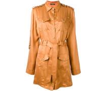 silky shirt dress - women - Bemberg Cupro® - 40