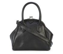 round clasp bag