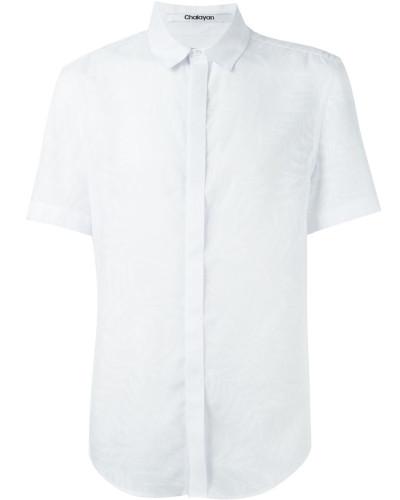 Klassisches Hemd mit kurzen Ärmeln