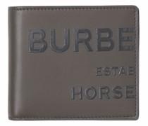 Portemonnaie mit Horseferry-Print
