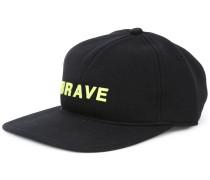 "Baseballkappe mit ""Brave""-Stickerei - men"