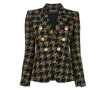 Zweireihige Tweed-Jacke - women