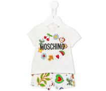 - Shorts-Set mit Blumen-Print - kids