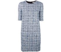 Klassisches Bouclé-Kleid