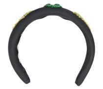 Besticktes Haarband