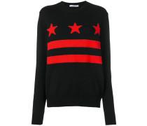 Pullover mit Sternen