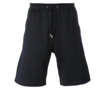 Shorts mit Webstreifen