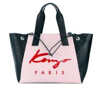 Große 'Signature' Handtasche - women