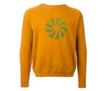 Sweatshirt mit Print - men - Baumwolle - L
