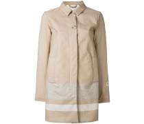 Mittellanger Mantel mit Reißverschluss - women