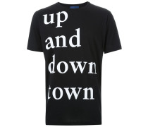 'Page Up & Down Town' T-Shirt