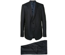 Zweiteiliger Jacquard-Anzug