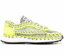 Sneakers in Häkeloptik