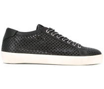 Sneakers mit Schnürung - men - Leder/rubber - 43