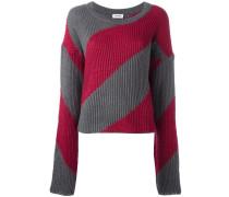 - Pullover mit extralangen Ärmeln - women