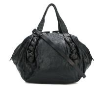 large oval shoulder bag
