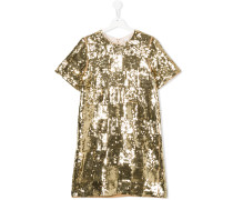 Teen sequinned dress