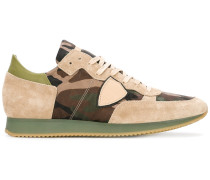camouflage pattern sneakers