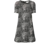 Dixie coffee bean print dress