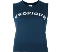 "Tanktop mit ""Tropique""-Print"